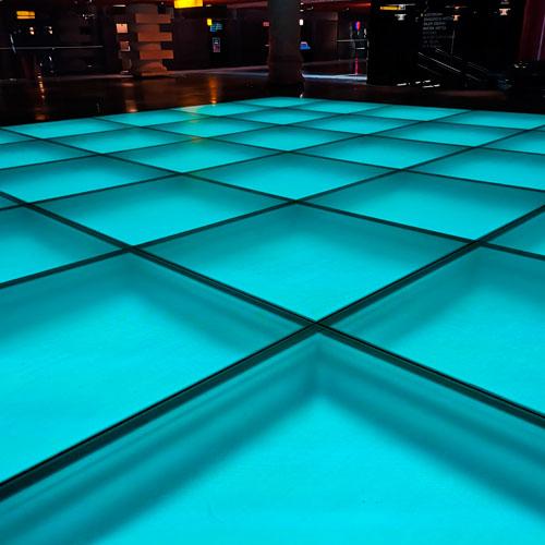 Alhóndiga suelo azul - Servigraf